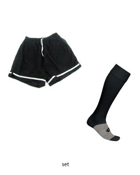 Kids Match Day Shorts + Socks