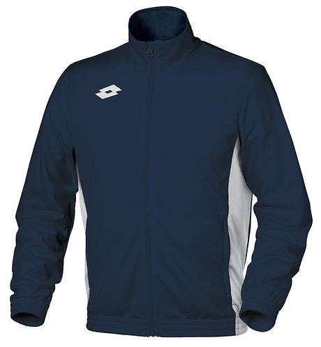 Kids Track Top Sweat Delta FZ Navy