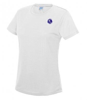 Ladies Cool T Shirt White