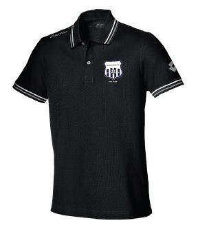 Kids Polo Delta - Black