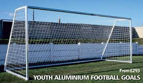 Soccer Nets (Flat or Staunchin) - One Colour