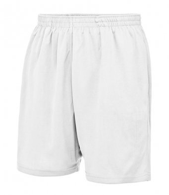 Adult Cool Shorts White