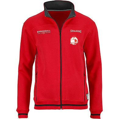 Team Zip Jacket Red/Bk