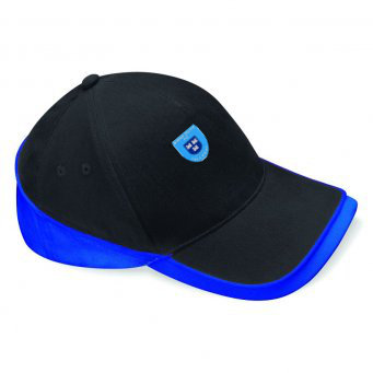 Baseball Cap Black/Blue