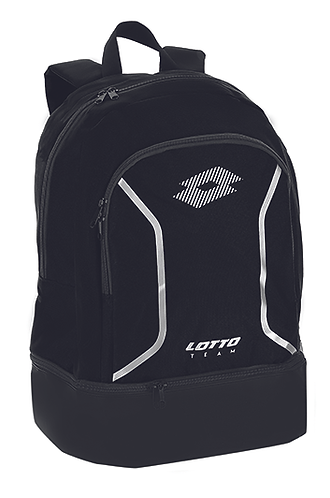 Backpack Soccer Omega III Black/Grey