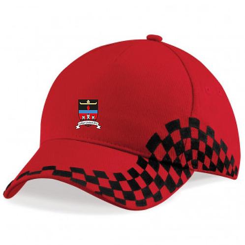 Baseball Cap Black/Red