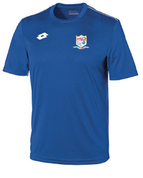 Adult Training Tee Royal