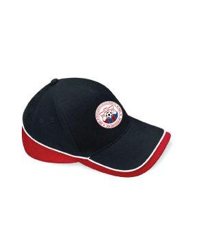 Baseball Cap Navy/Red