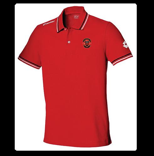 Kids Polo Shirt Red