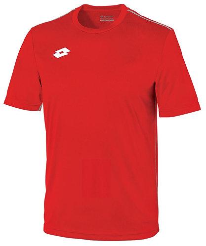 Kids Training Jersey Red