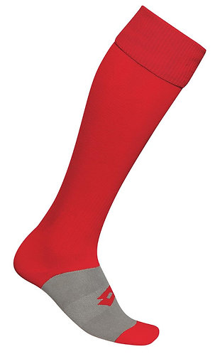 Adult/Youth Socks Red