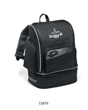 Backpack Omega II Black/Grey