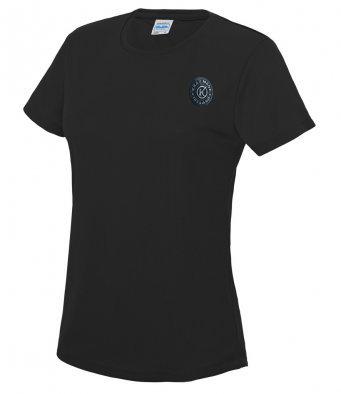 Ladies Fit Cotton T-Shirt 3 Pack