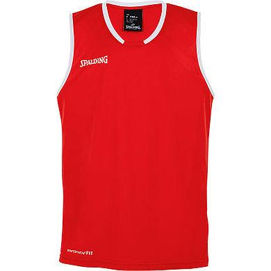 Adult Vest Red/White