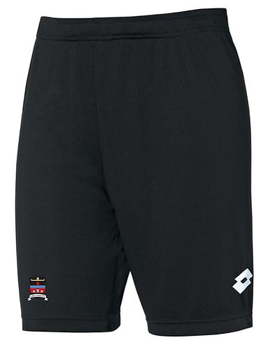 Adult Shorts Black (Crested)