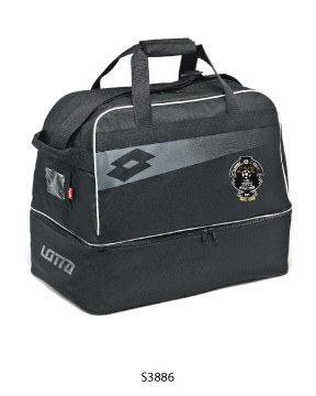Bag Soccer Omega II Black/Grey