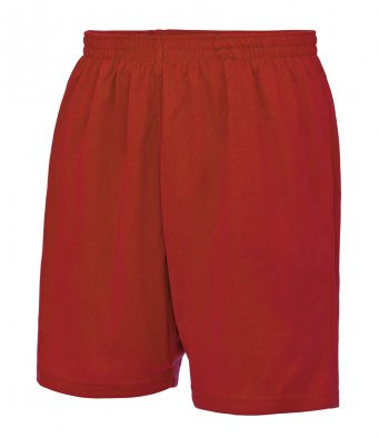 Adult Cool Shorts Red