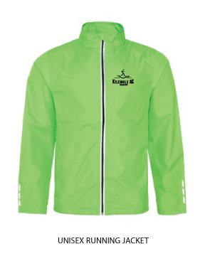 Cool Running Jacket Electric Green
