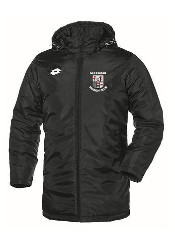 Kids Coaches Jacket Pad Delta Plus Black