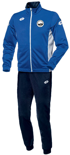 Adult Tracksuit Royal/Navy