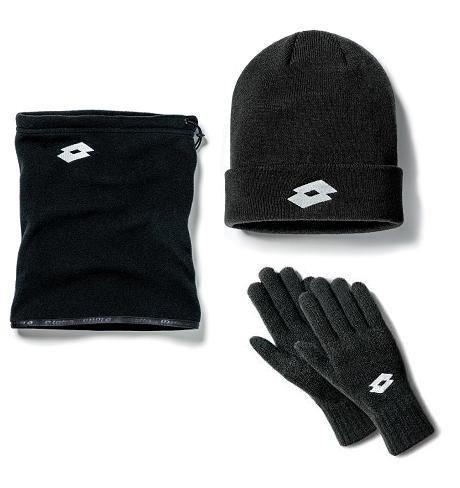 Winter Training Pack - Black