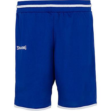 Womens Shorts Royal/White