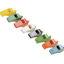 Plastic Whistle - 2 Pack