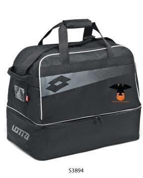 Bag Basketball Omega II Black/Grey