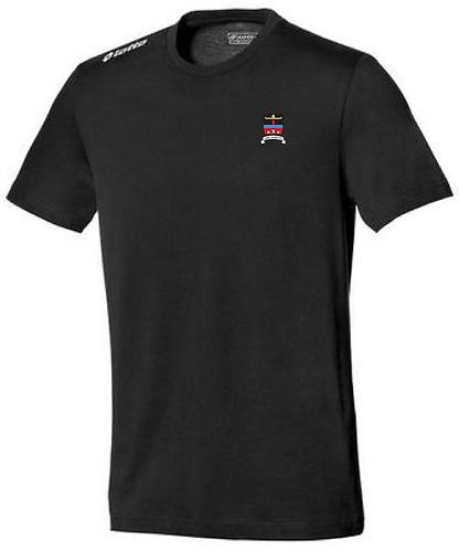 Adult Cotton T Shirt Black