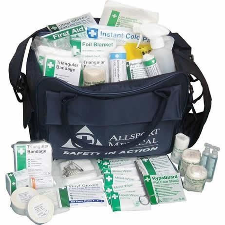 Samba Medical Bag - Filled