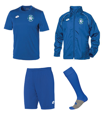 Adult Training Pack - with Rain Jacket