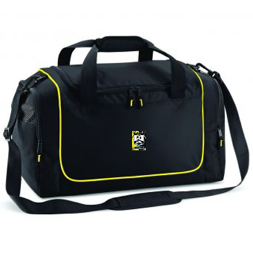 Gear Bag Black/Yellow