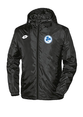 Adult Delta Plus Rain Jacket Black