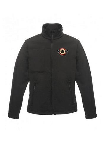 Regatta Octagon Soft Shell Jacket Black