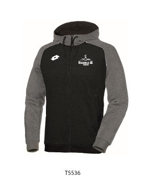 Kids Sweat FZ Delta Plus Hoody