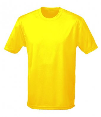 Kids T Shirt Yellow