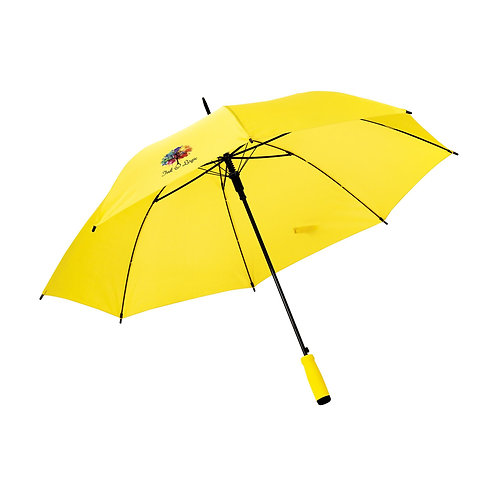 Crested Yellow Umbrella