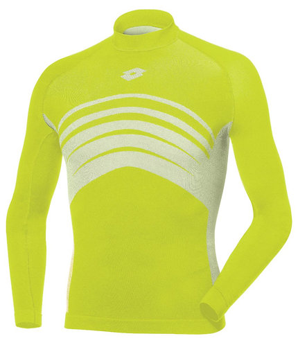 Base Layer Long Sleeve T-Shirt - Yellow