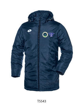 Adult Coach Jacket Navy