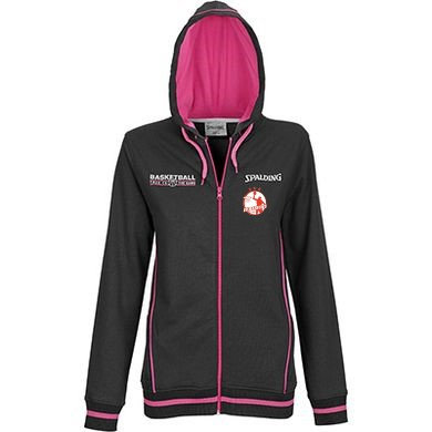 Ladies Jacket Bk/Red