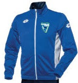 Adult Track Top Royal