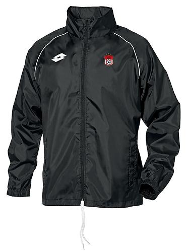 Adult Rain Jacket Black