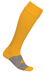 Kids Training Socks Delta Yellow