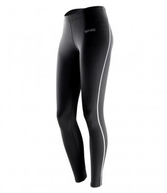 Base Layer Leggings Ladies Black