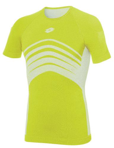 Base Layer Short Sleeve T-Shirt - Yellow