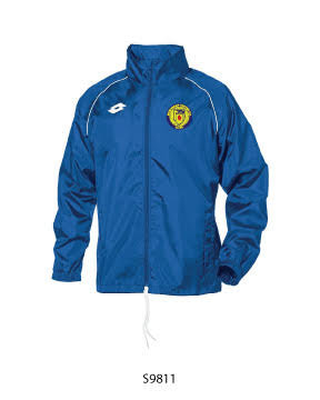 Adult Rain Jacket Royal