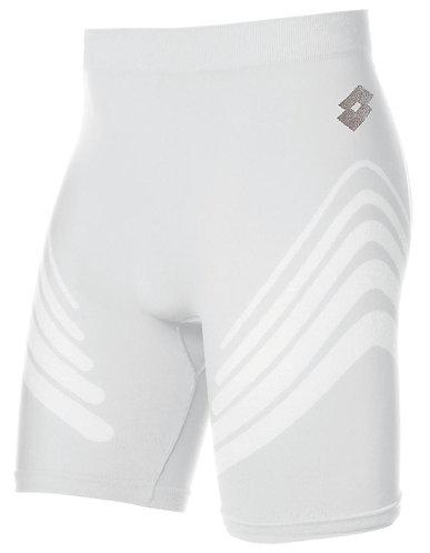 Base Layer Shorts - White