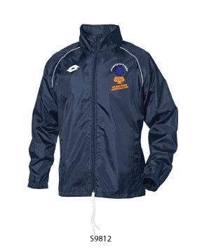 Adult Rain Jacket Navy