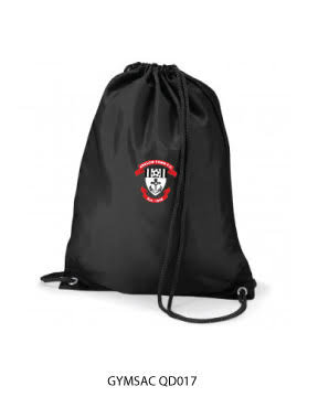 Tote Bag Gym Sac Black