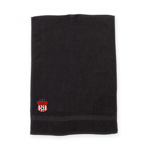 Coolock Athletic Club Towel Crested